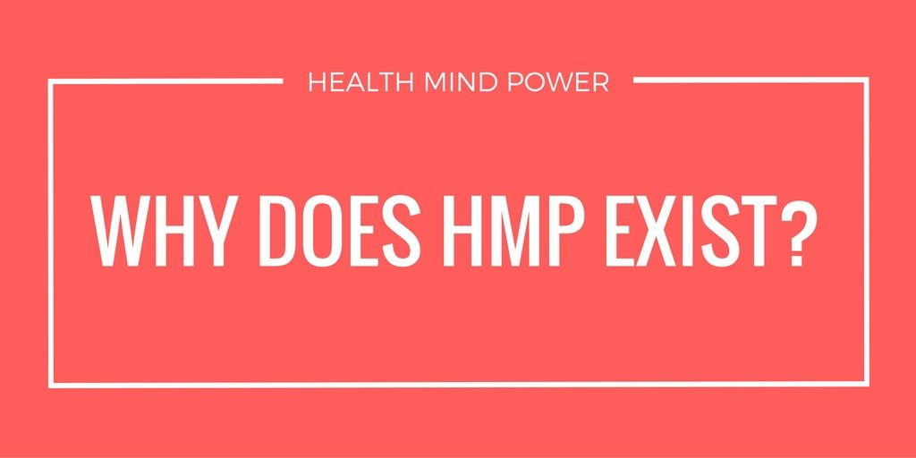 why health mind power exists