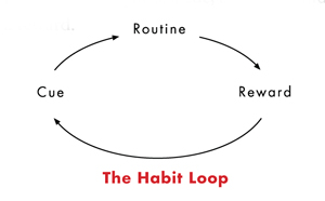 psychology habits process