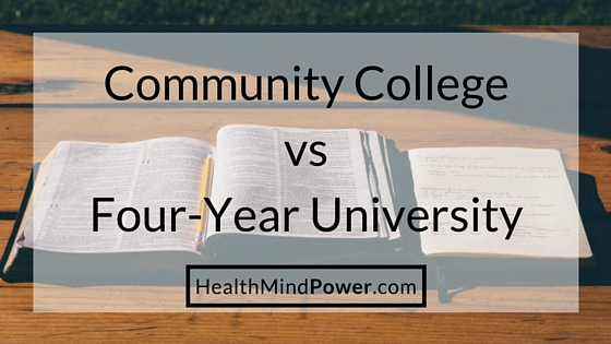 2 year college vs 4 year college essay Four-year colleges offer four-year programs that lead to a bachelor's degree these include universities and liberal arts colleges  essays interviews making a .