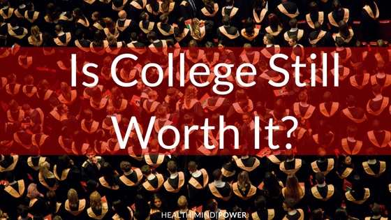 does college still have value