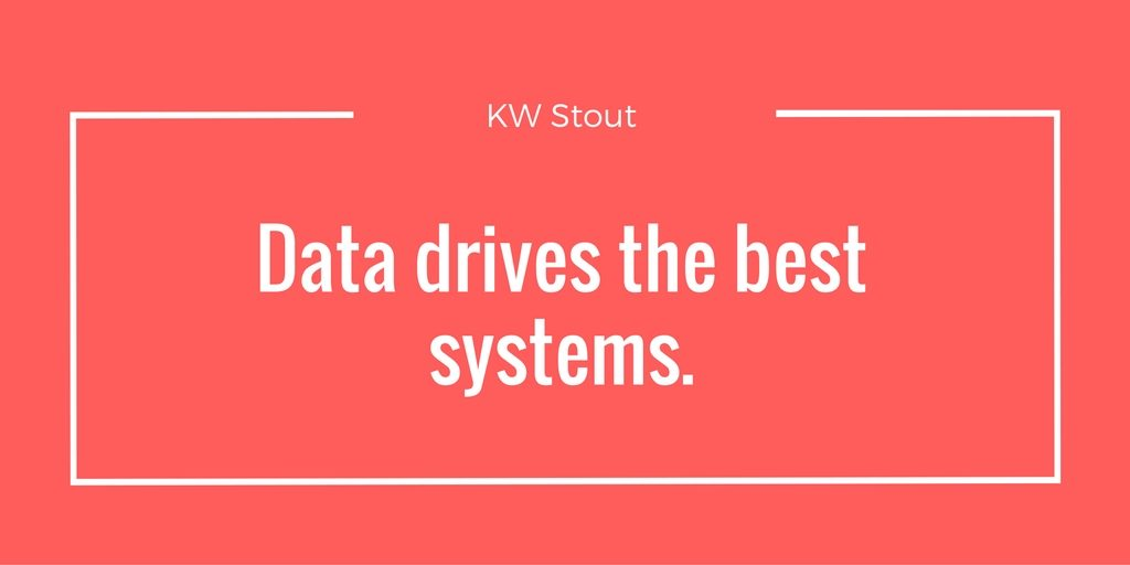 quote about collecting the data