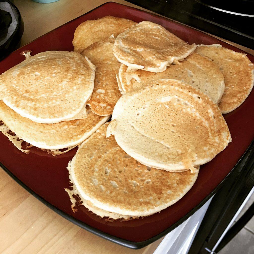 pancakes for fat loss