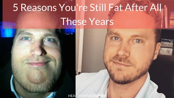 finally lose weight